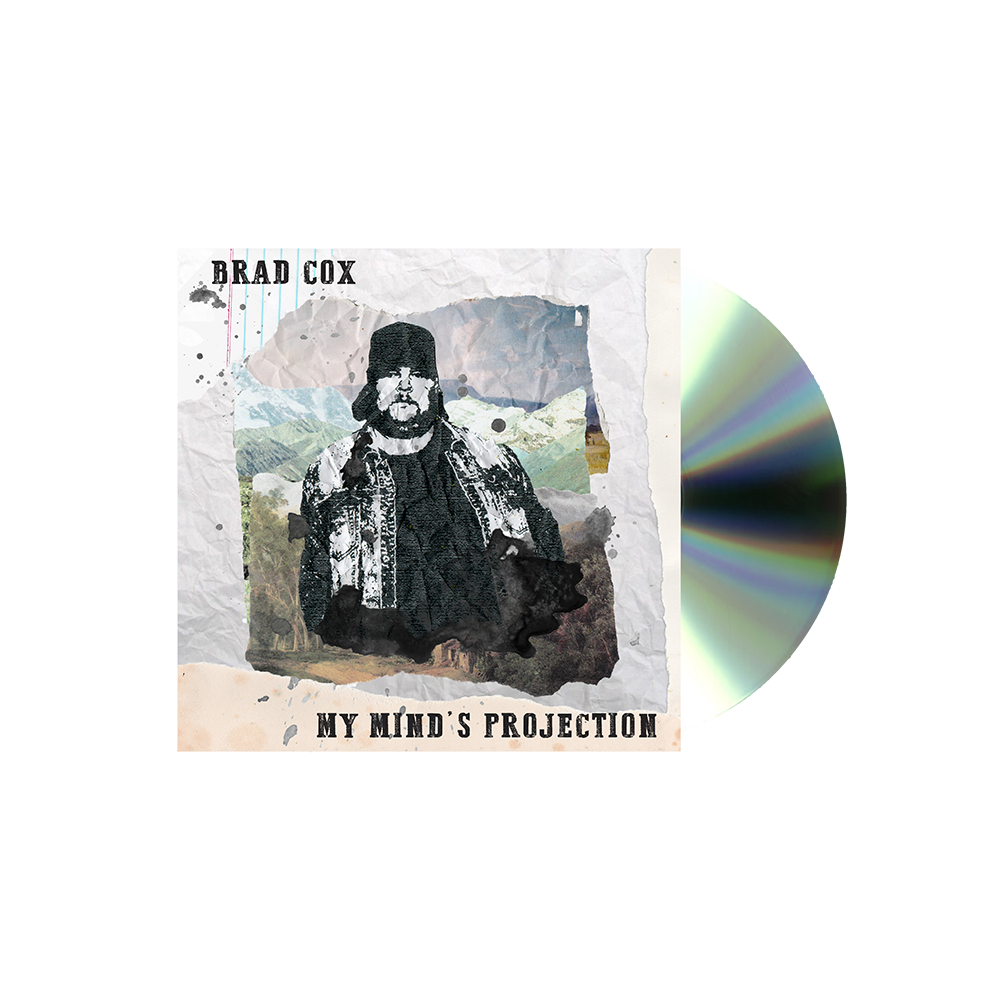 My Mind's Projection CD