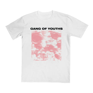WHITE MTV UNPLUGGED COVER TEE