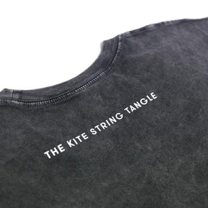 TKST Embroidered Tee (Acid Wash)