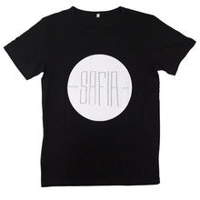 Load image into Gallery viewer, Circle tee (Black)