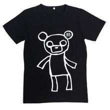 Load image into Gallery viewer, Teddy Bear Tee (Black)