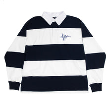 Load image into Gallery viewer, WAVE RUGBY JERSEY LONGSLEEVE TEE