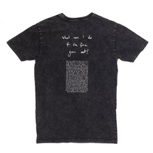 Load image into Gallery viewer, ACID WASH LANTERN TEE