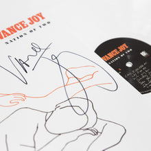 "Load image into Gallery viewer, (Signed) Nation Of Two 12"" Vinyl (White)"