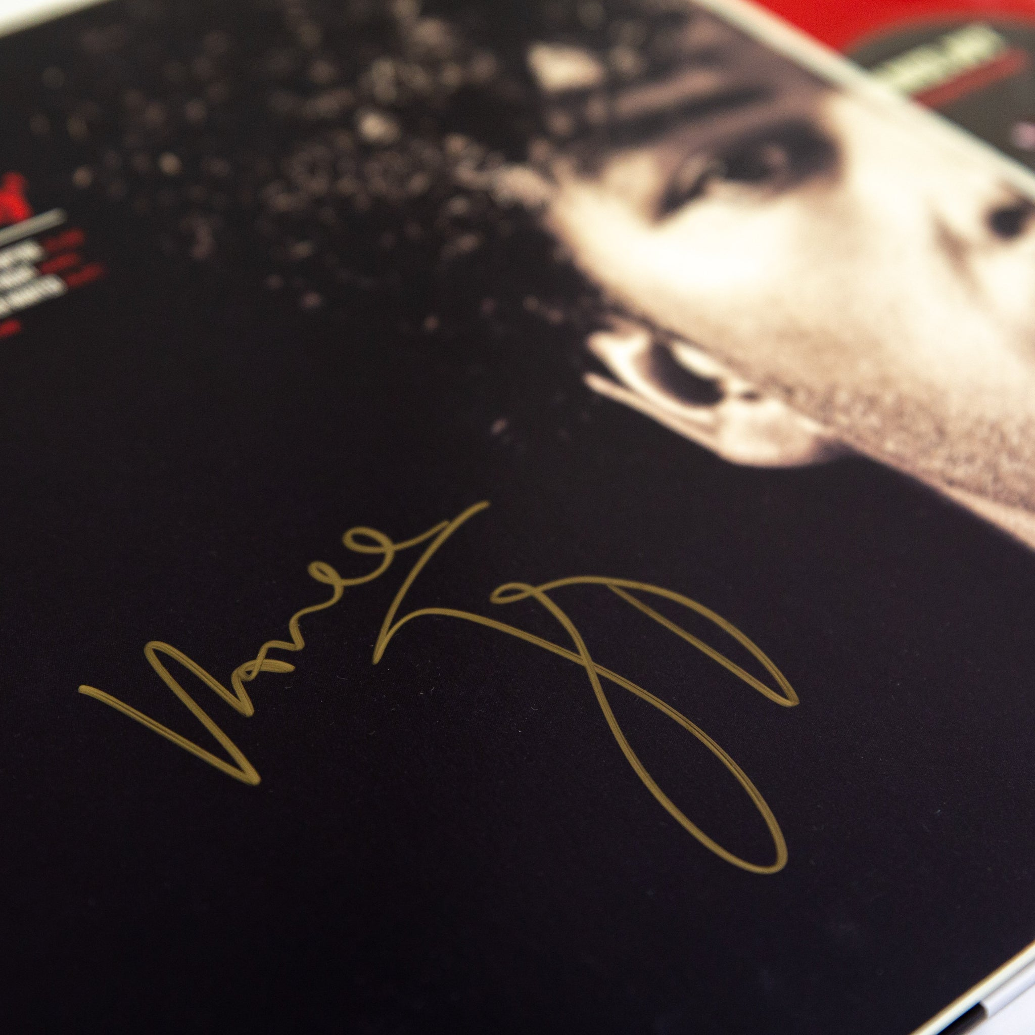 """(Signed Limited Edition 12"""" Red Vinyl) Dream Your Life Away"""