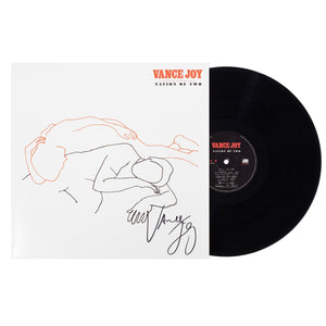 "(Signed) Nation Of Two 12"" Vinyl (Black)"