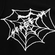 Load image into Gallery viewer, SPIDER BLACK HOODIE
