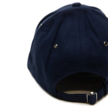 Load image into Gallery viewer, Logo Cap (Navy)