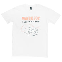 Load image into Gallery viewer, Nation of Two Tee (White)