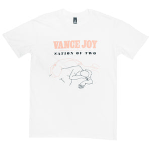 Nation of Two Tee (White)