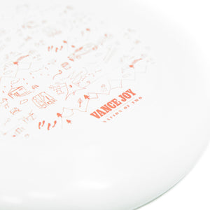 Nation Of Two Frisbee