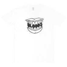 Load image into Gallery viewer, Fang Tee (White)