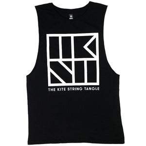 TKST Sleeveless (Black)