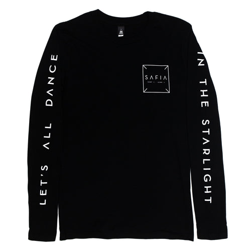 Let's All Dance Longsleeve (Black)