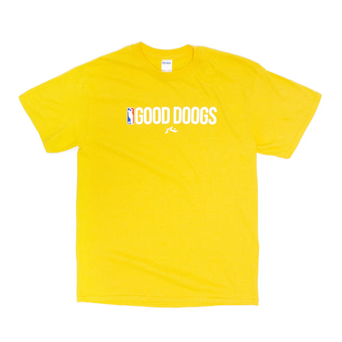 GDS DRINKING TEE YELLOW