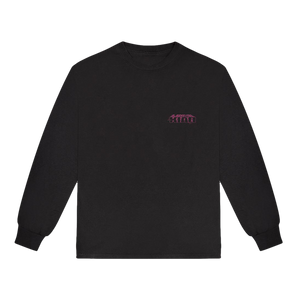 Every Hour Longsleeve (Black)