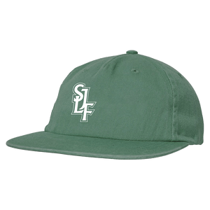 Washed Dad Cap (Green)
