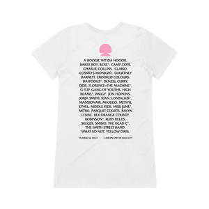 Core Lineup Tee (Pink)