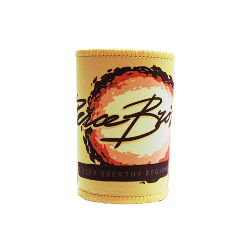 Three Deep Breaths Stubby Holder