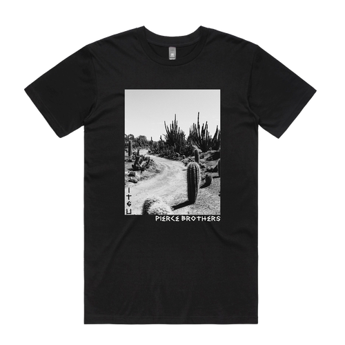 Into The Great Unknown Tee (Black)