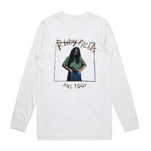 Load image into Gallery viewer, 2019 Tour White Longsleeve