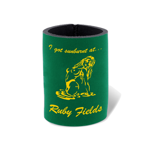 Sunburnt Stubby Holder (Green)