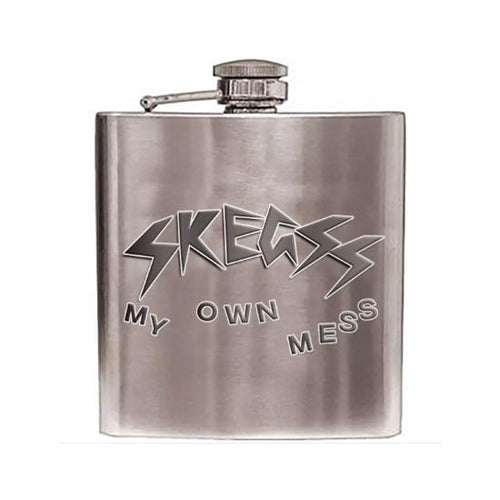 MY OWN MESS FLASK