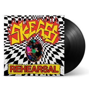 "Rehearsal 12"" Vinyl (Deluxe 180gm w/ White Outer Sleeve)"