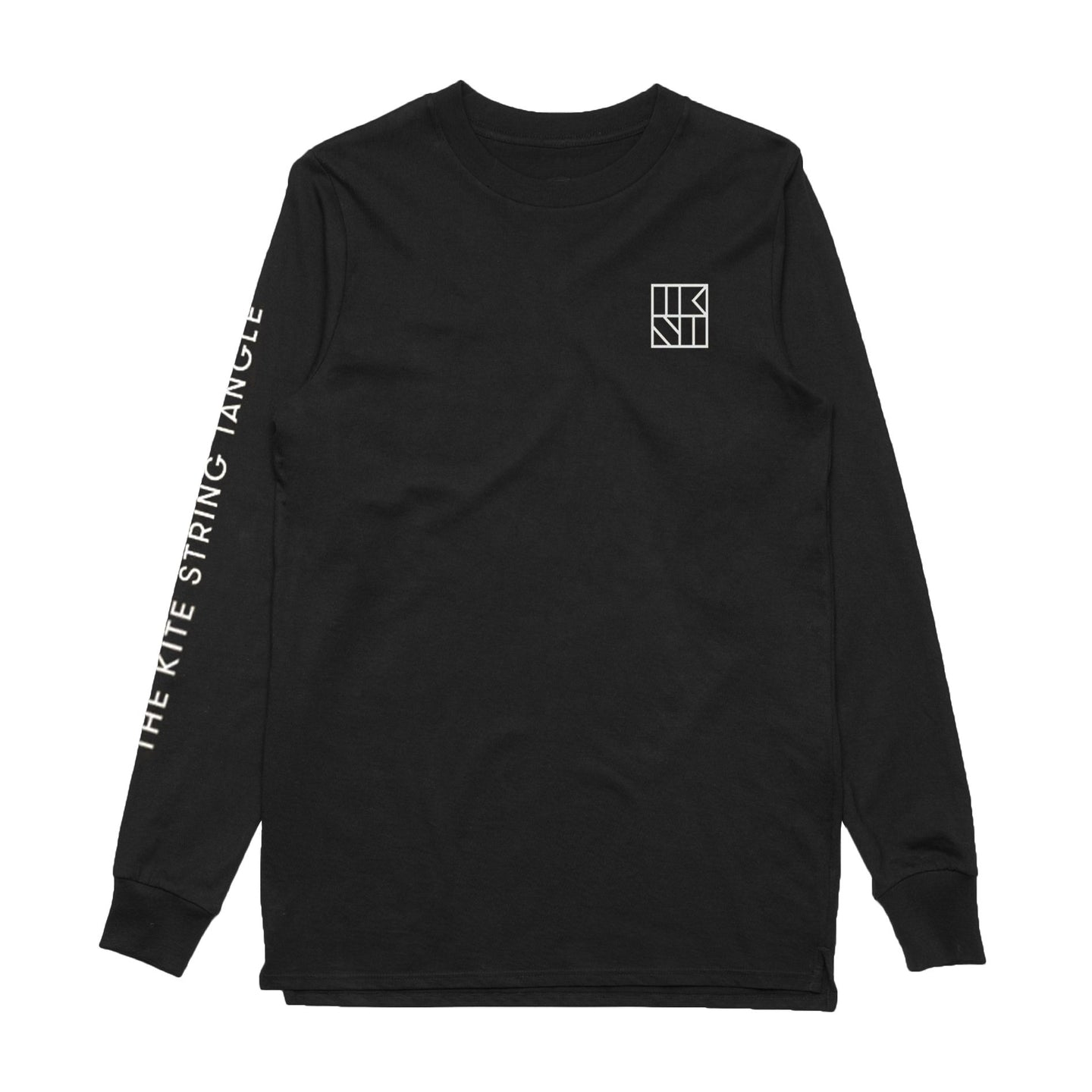 TKST Embroidered Longsleeve (Black)