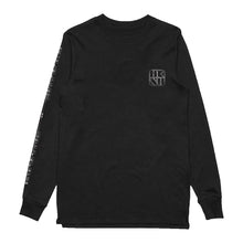Load image into Gallery viewer, P0L4R / C0D3X Longsleeve (Black)