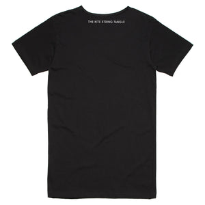 TKST Pocket Logo Tee (Black)