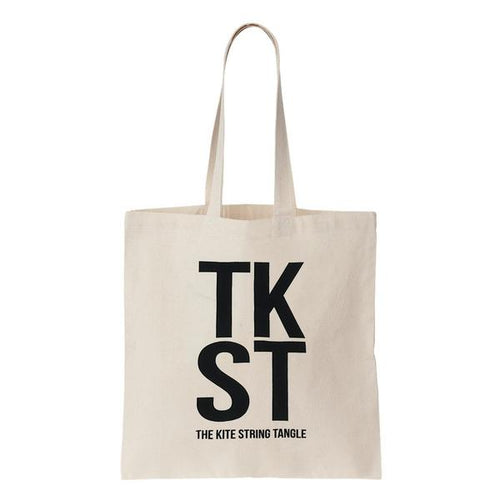 TKST Tote Bag (Cream)