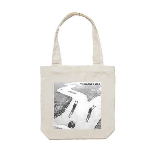 The Money War Tote (Natural)