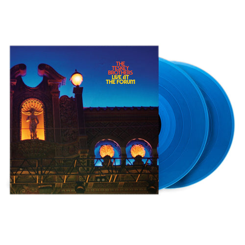 Live At The Forum 2LP (180g Blue Gatefold)