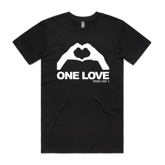 One Love Tee (Black)