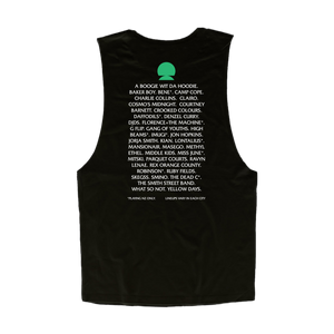 Core Lineup Sleeveless (Green)