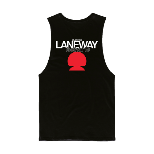 Core Lineup Sleeveless (Red)