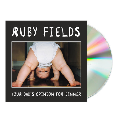 Your Dad's Opinion For Dinner CD EP