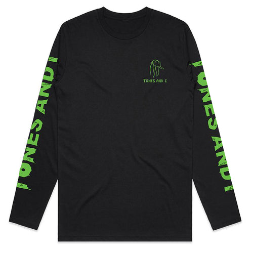 Logo Long Sleeve (Black)