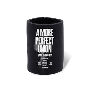 BLACK A MORE PERFECT UNION STUBBY HOLDER