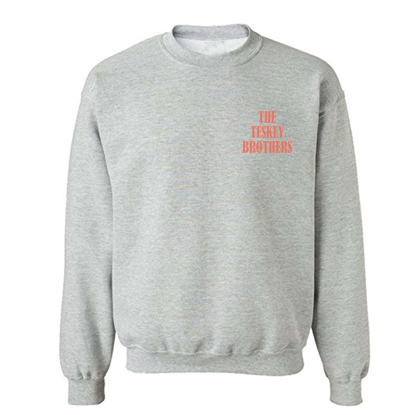 The Teskey Brothers Crewneck (Grey)