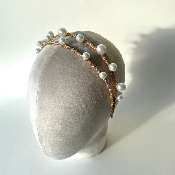 PAULINE HEADPIECE