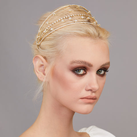 JACQUELINE HEADPIECE