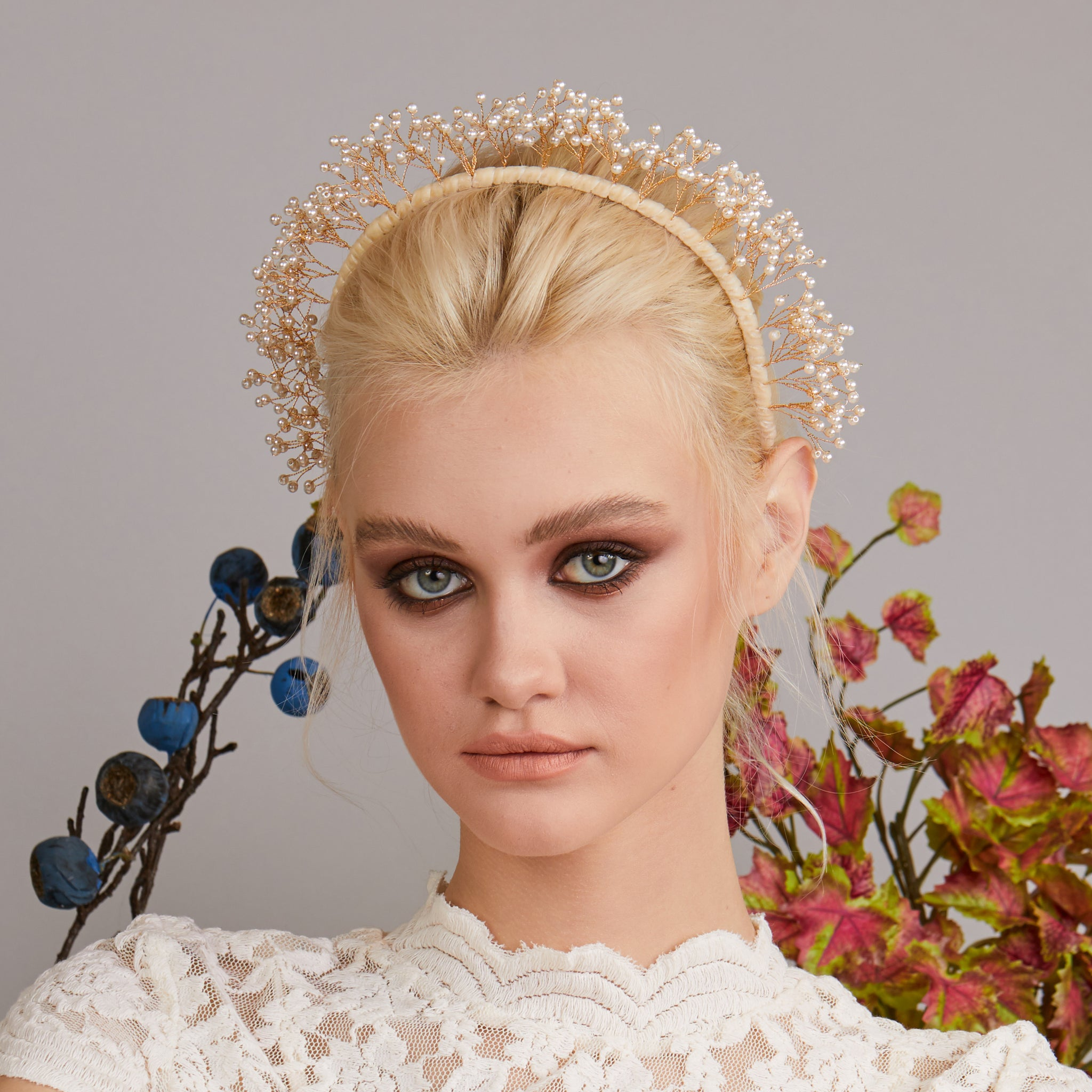 BETTE HEADPIECE