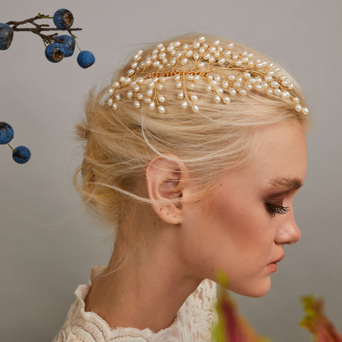 SOPHIA HEADPIECE