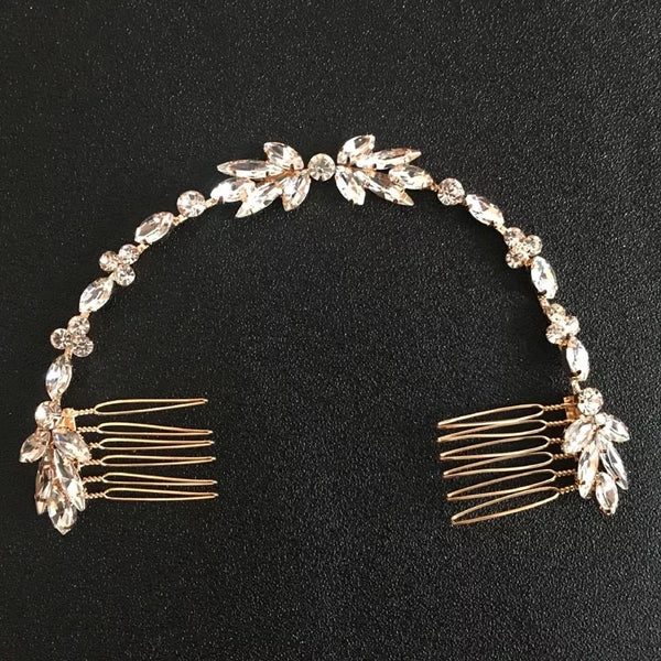 JUDY HEADPIECE (Gold)