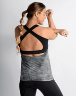 Sonny Open Back Maternity Tank