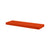 BIG BOY Colored Light Weight, Heavy Duty Floating Shelf | Bright Red