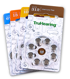 120 Hearing Aid Batteries
