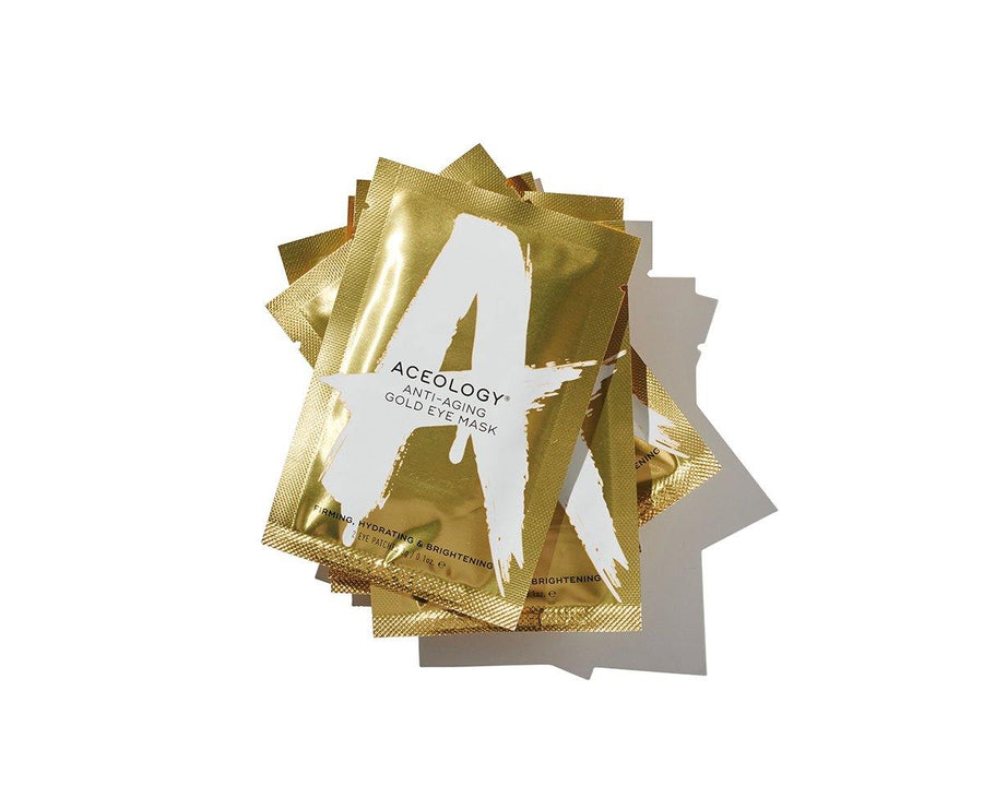 Aceology Anti-Aging Gold Eye Mask